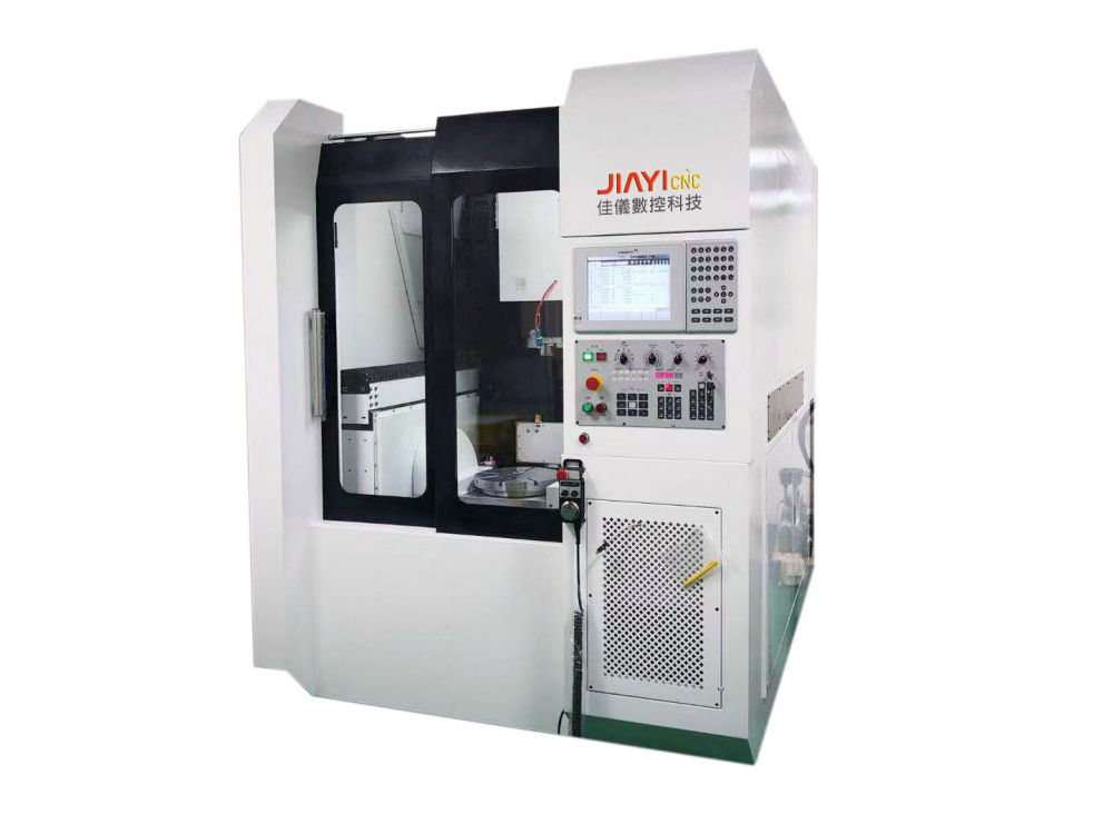 The best buy for 5-axis Gantry-type high speed machining center, suitable for metal, non-metal, multi-angle and complex surface machining!