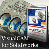 VisualCAM for SOLIDWORKS is a Powerful, Easy to learn, Easy to use, Value Priced CAD/CAM software, Now contact us to get free Demo Download!